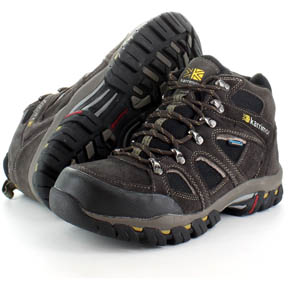Walking Boots Fabric