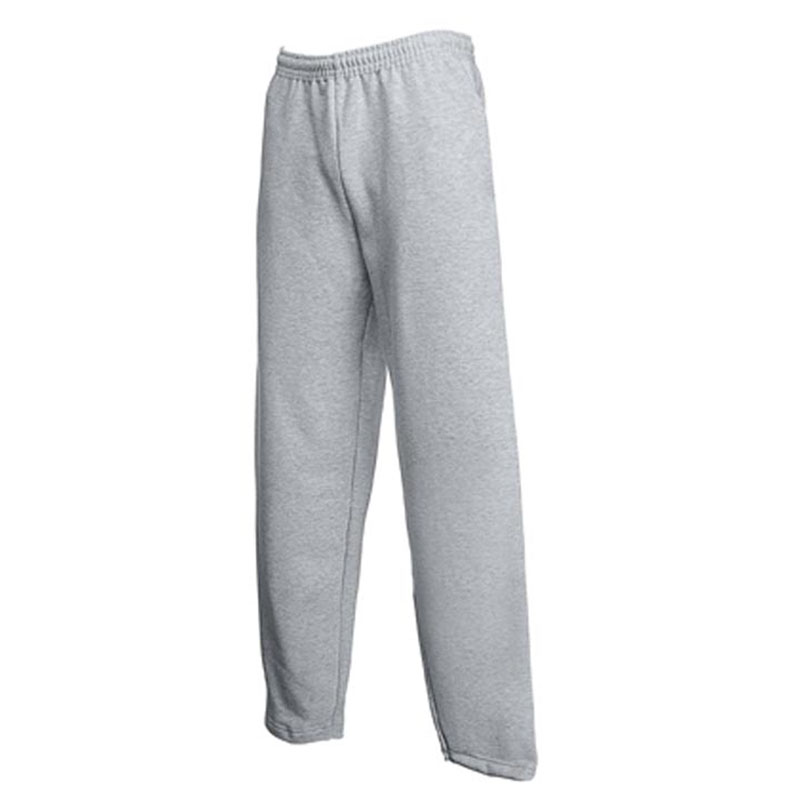 Product image of Fruit Of The Loom Mens Open Hem Jogging Sweat Pants