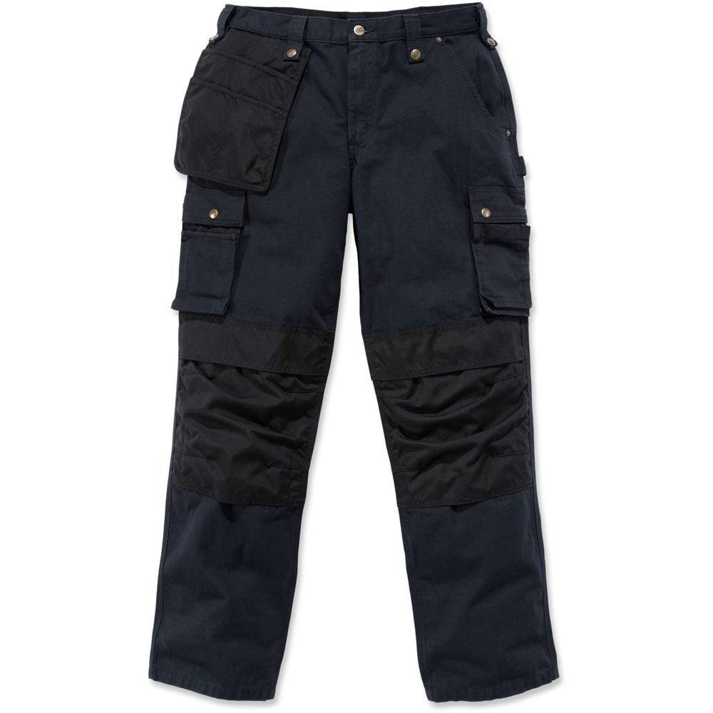 Carhartt Mens Multipocket Stitched Ripstop Cargo Pants