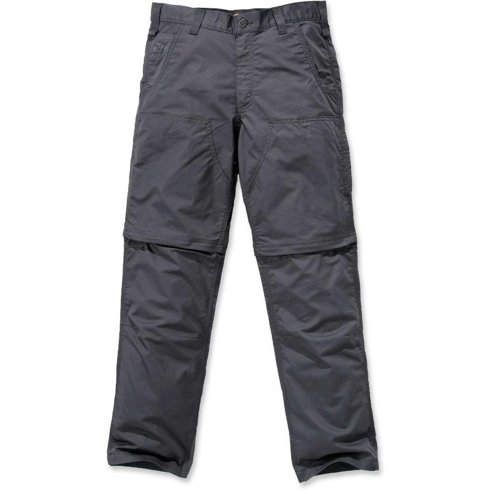 Carhartt Mens Force Extremes Convertible Zip Off Shorts Pants Trousers Waist 40 (102cm)  Inside Leg 30 (76cm)