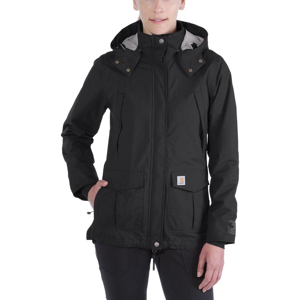 Carhartt Mens Shoreline Adjustable Waterproof Taped Seams Jacket Coat Xxl - Chest 50-52 (127-132cm)