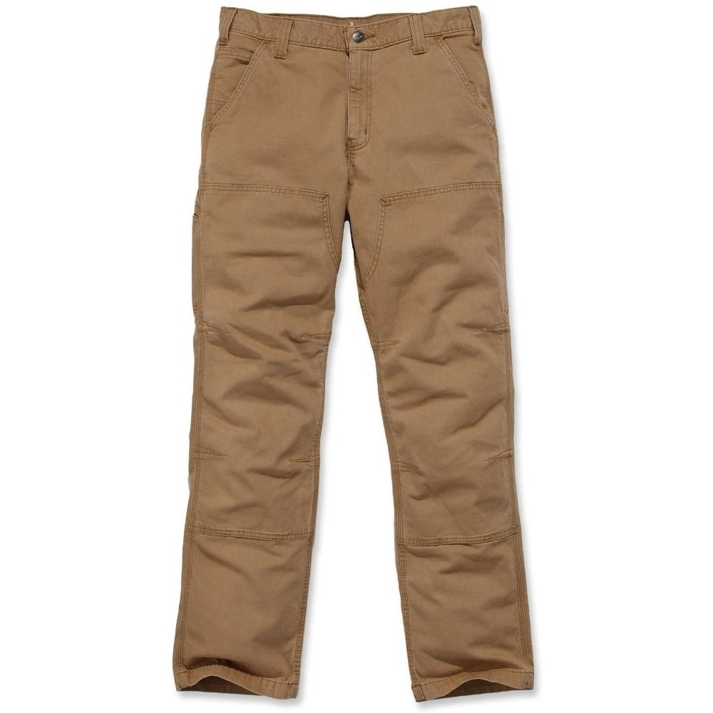 Carhartt Mens Duck Triple Stitch Bib Overalls Suspender Pants Trousers Waist 52 (125cm)  Inside Leg 30 (99cm)