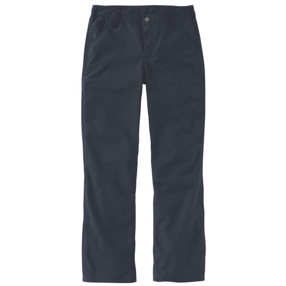 Carhartt Mens Rugged Cotton Spandex Flex Rigby Bib Overalls Waist 40 (102cm)  Inside Leg 34 (86cm)