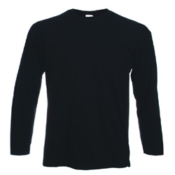 Product image of Fruit of the Loom Long Sleeve Value T Shirt