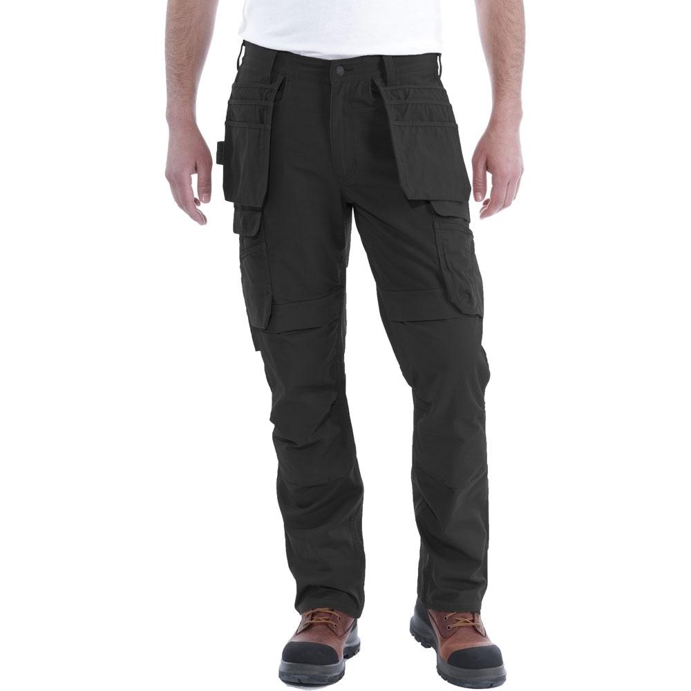 Carhartt Mens Rugged Flex Relaxed Fit Dungaree Denim Jeans Waist 32 (81cm)  Inside Leg 32 (81cm)