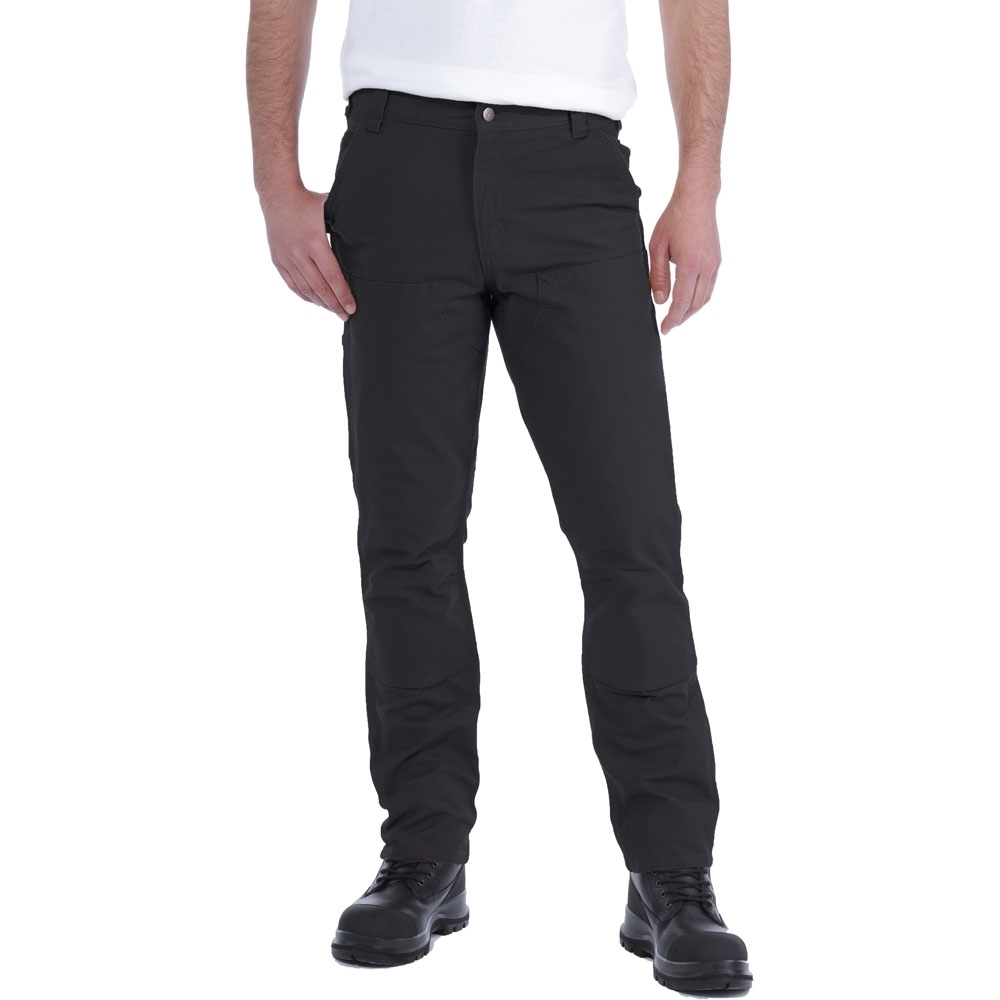 Carhartt Mens Graphic Hard Relaxed Short Sleeve Work T-shirt Xxl - Chest 50-52 (127-132cm)