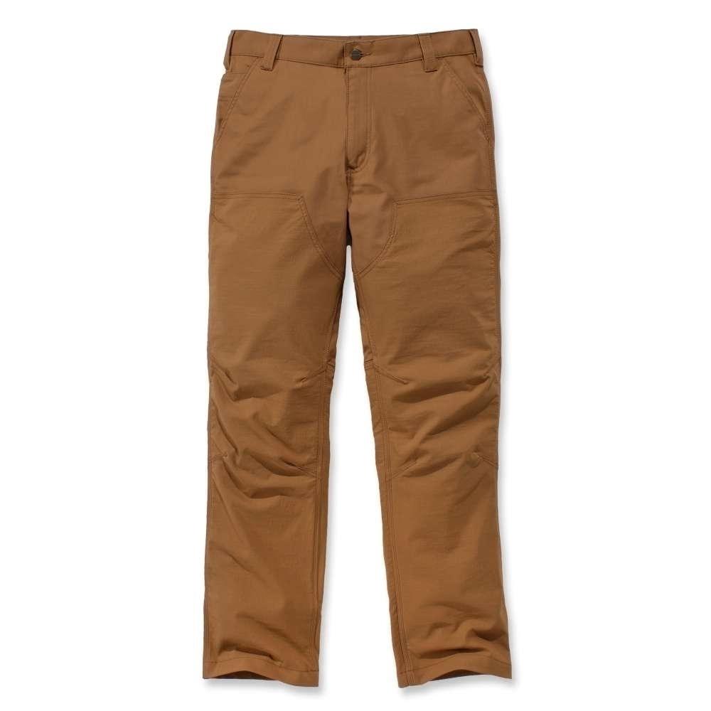 Carhartt Mens Rugged Flex Rigby Solid Long Sleeve Work Shirt L - Chest 42-44 (107-112cm)