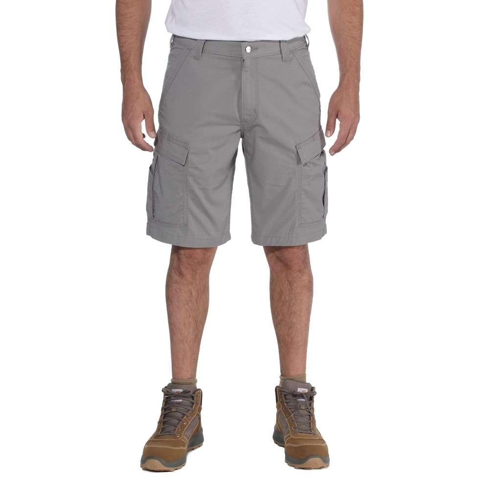 Carhartt Mens Force Broxton Relaxed Fit Wicking Cargo Shorts Waist 34 (86cm)