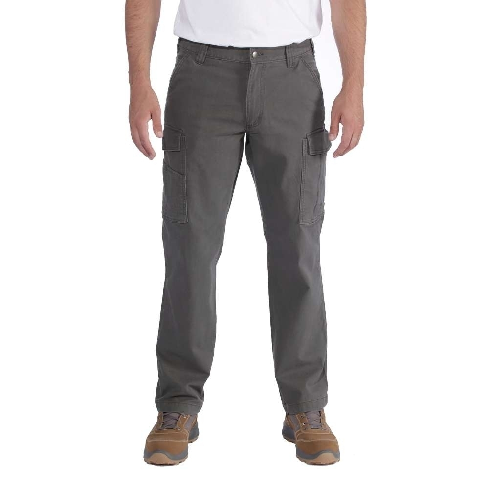 Carhartt Mens Duck Triple Stitch Bib Overalls Suspender Pants Trousers Waist 34 (86cm)  Inside Leg 32 (81cm)