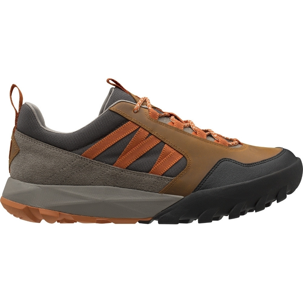 Helly Hansen Mens Loke Bowron Lace Up Leather Walking Shoes