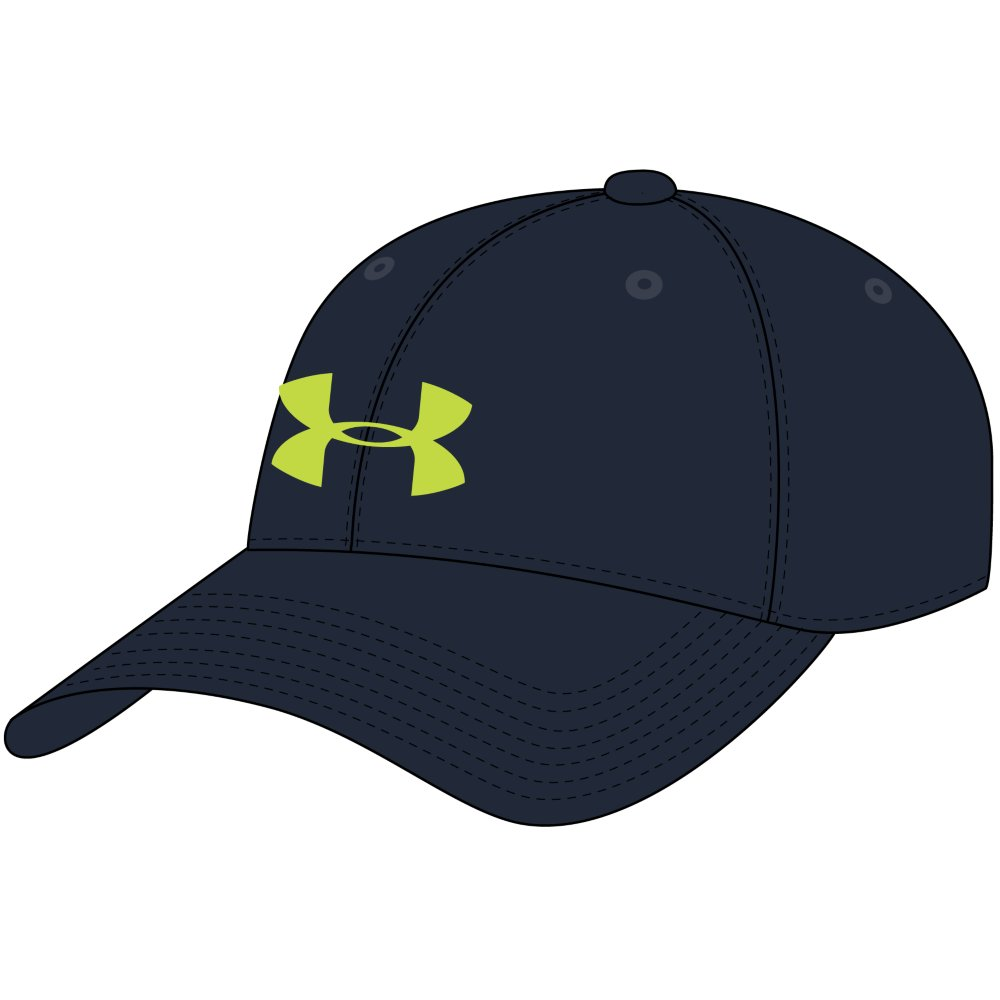 Product image of Under Armour Mens Headline Heatgear Wicking Stretch Fit Baseball Cap LXL - 23-24.3'