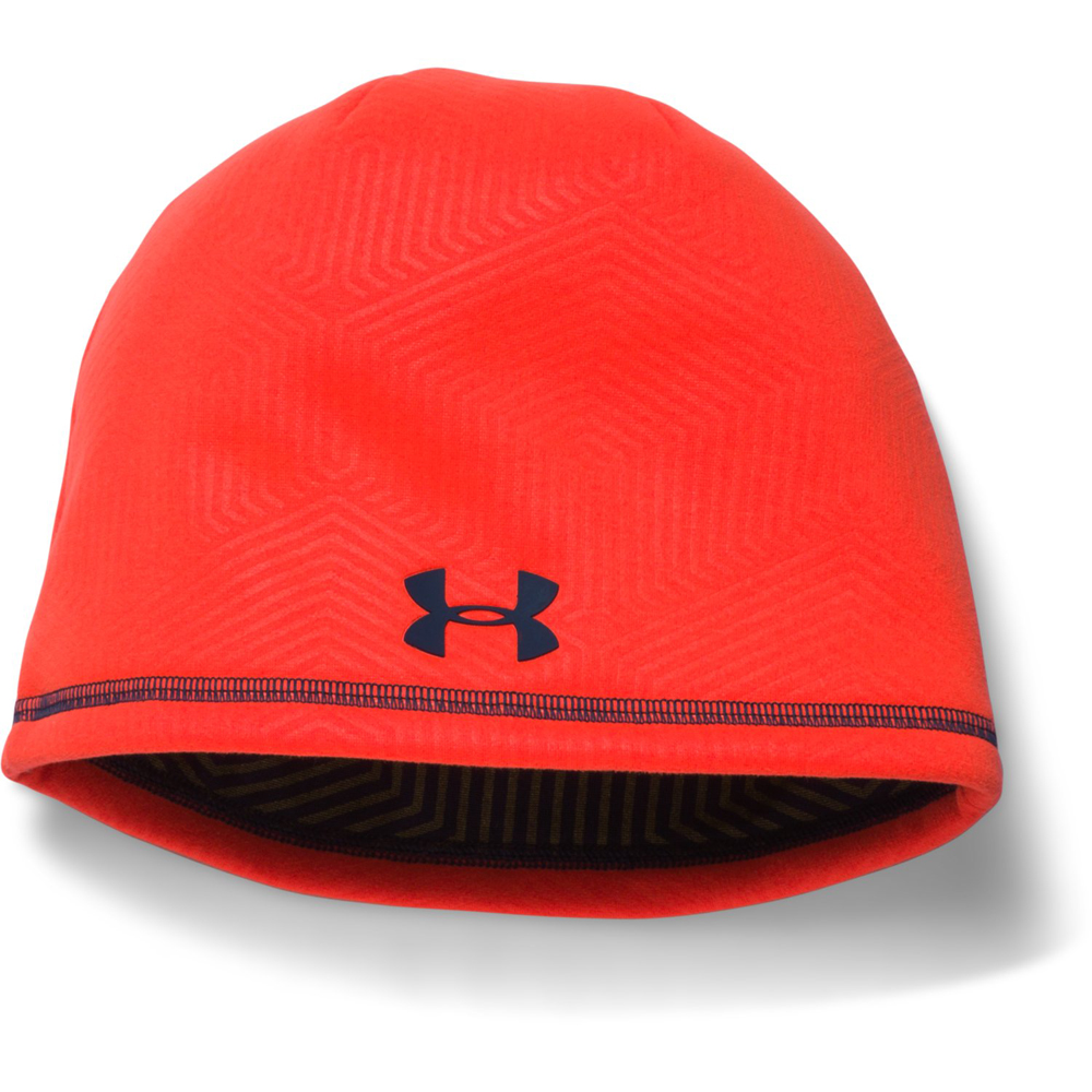 Product image of Under Armour Mens StormGear Elements Beanie Hat  Blue