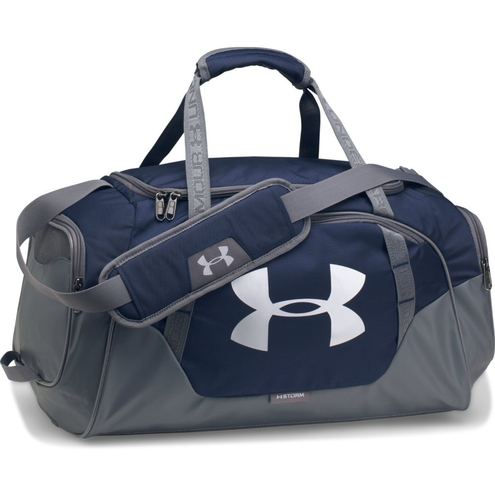 under armour mens and womens undeniable 3.0 small gym duffle bag one size