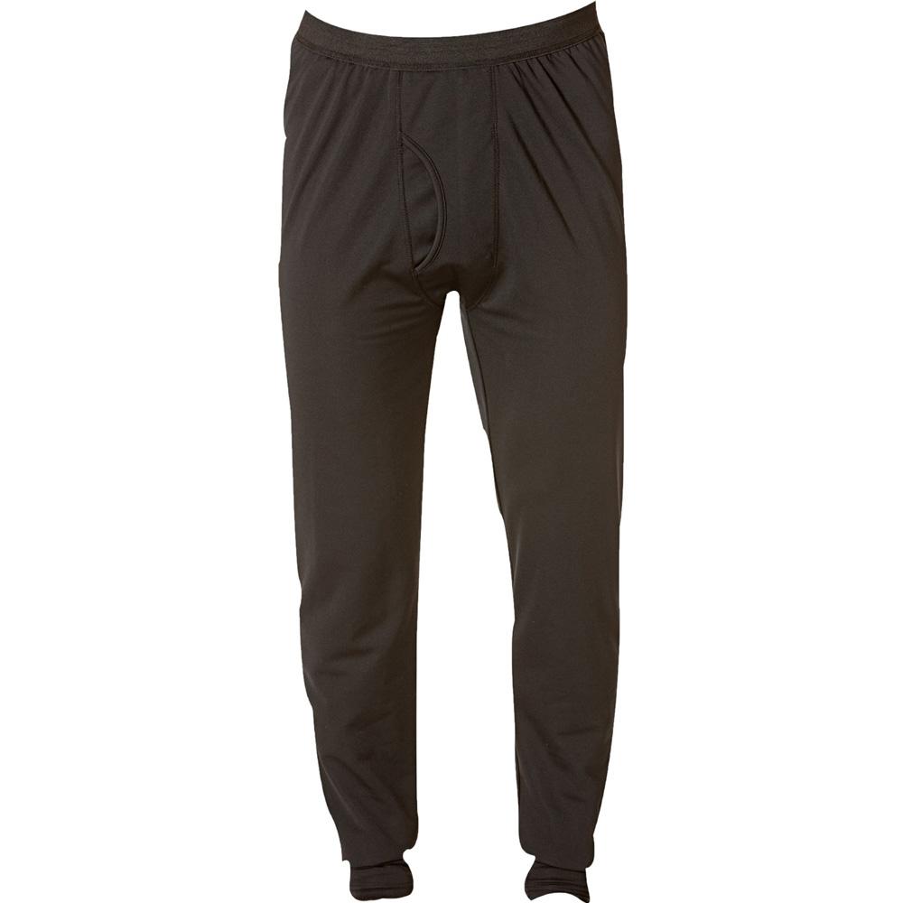 Product image of Caterpillar Mens Flex Layer Long John Baselayer Pants Black