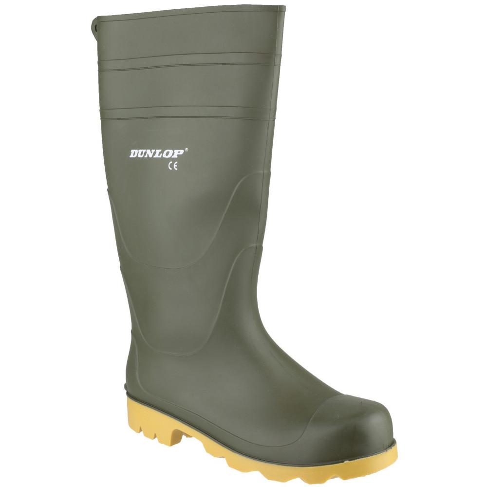 Dunlop Mens Universal Waterproof PVC Welly Wellington Boots