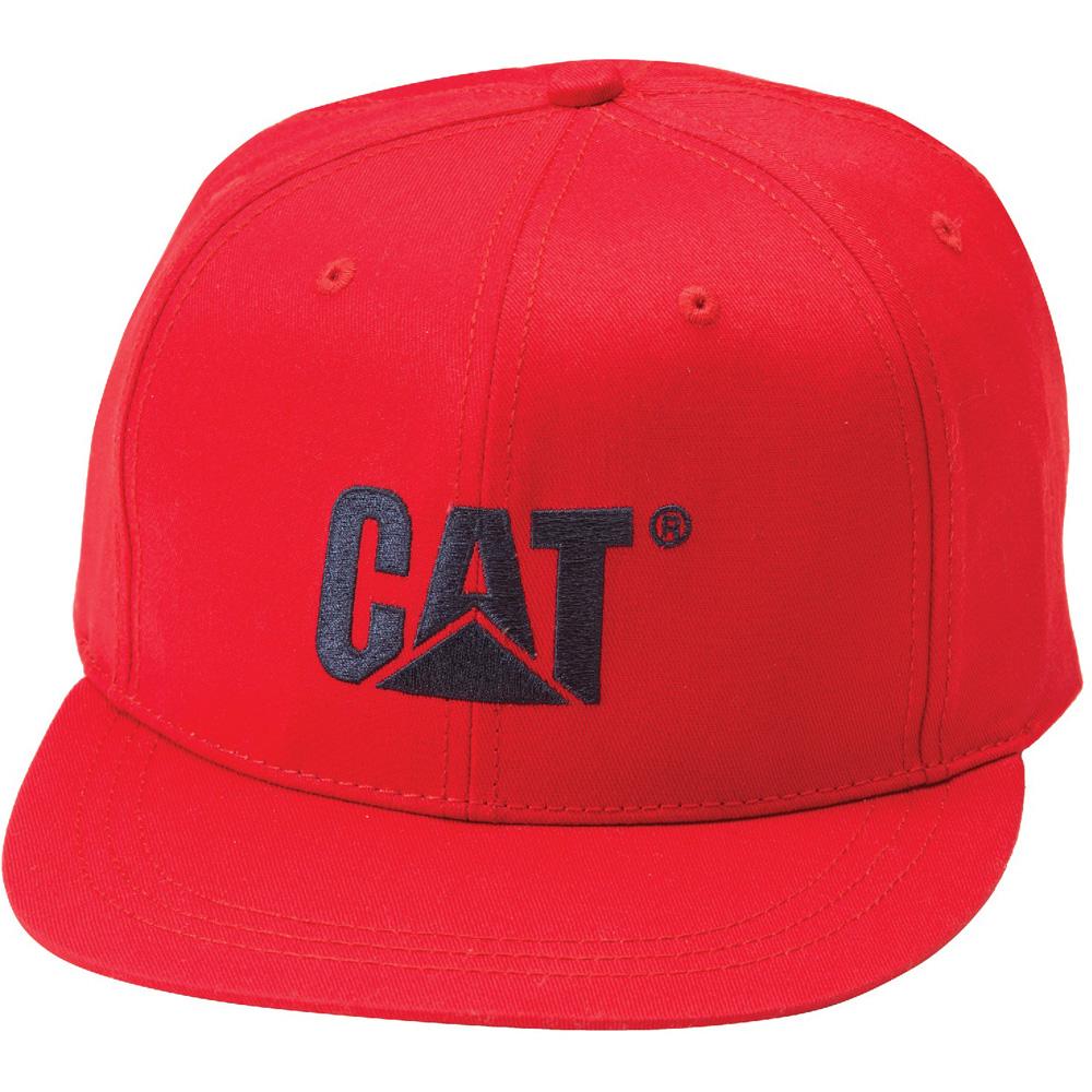 Product image of Caterpillar Mens Legacy Baseball Cap Red