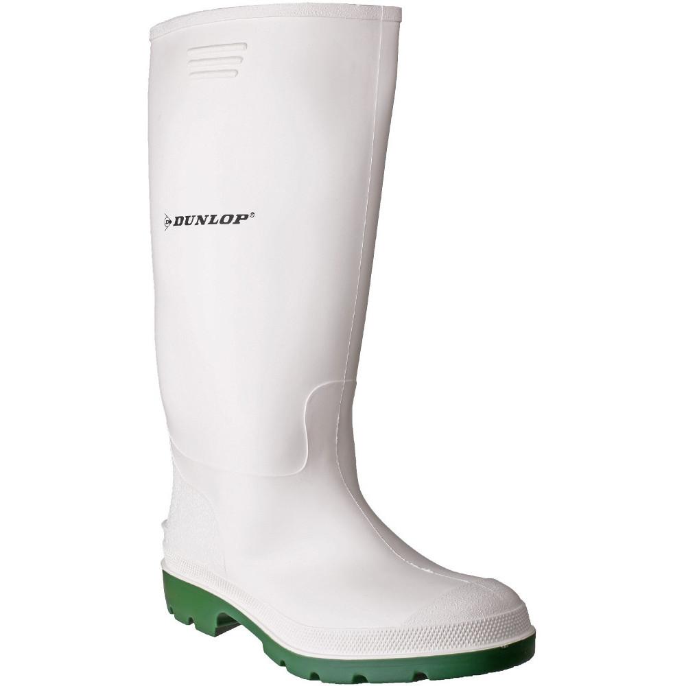 Dunlop MensandLadies Pricemastor 380bv Waterproof Wellington Boots Uk Size 11 (eu 46)