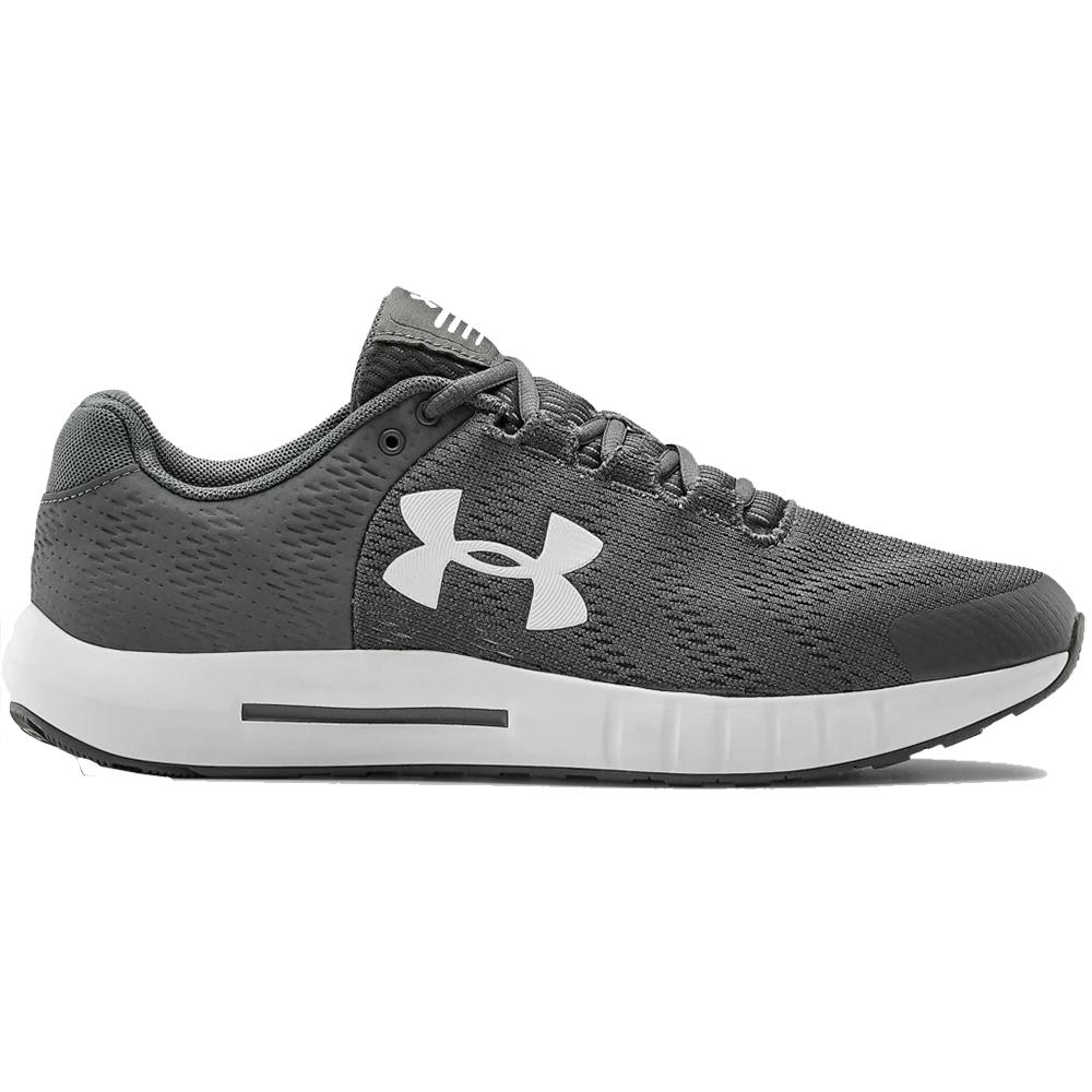 Under Armour Mens Ua Micro G Pursuit Bp Running Shoes Uk Size 11 (eu 46  Us 12)