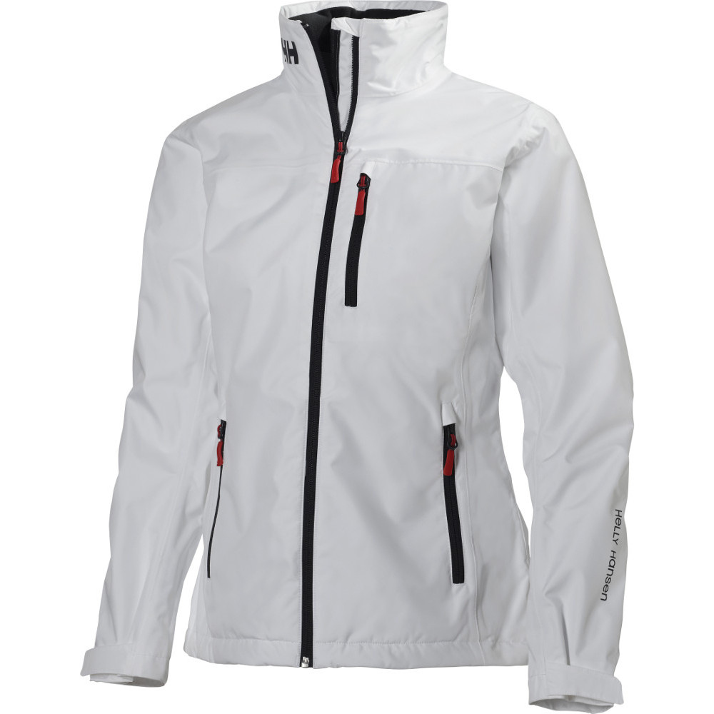 Helly Hansen Womens/Ladies Crew Waterproof Breathable Sailing Jacket XL - Chest 40-43.5 (102-110cm)