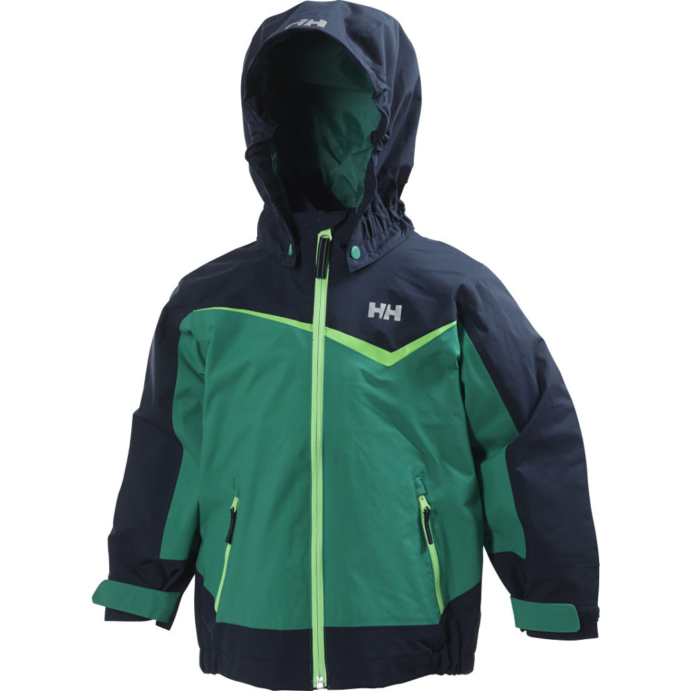 Helly Hansen Boys & Girls Shelter Waterproof Breathable