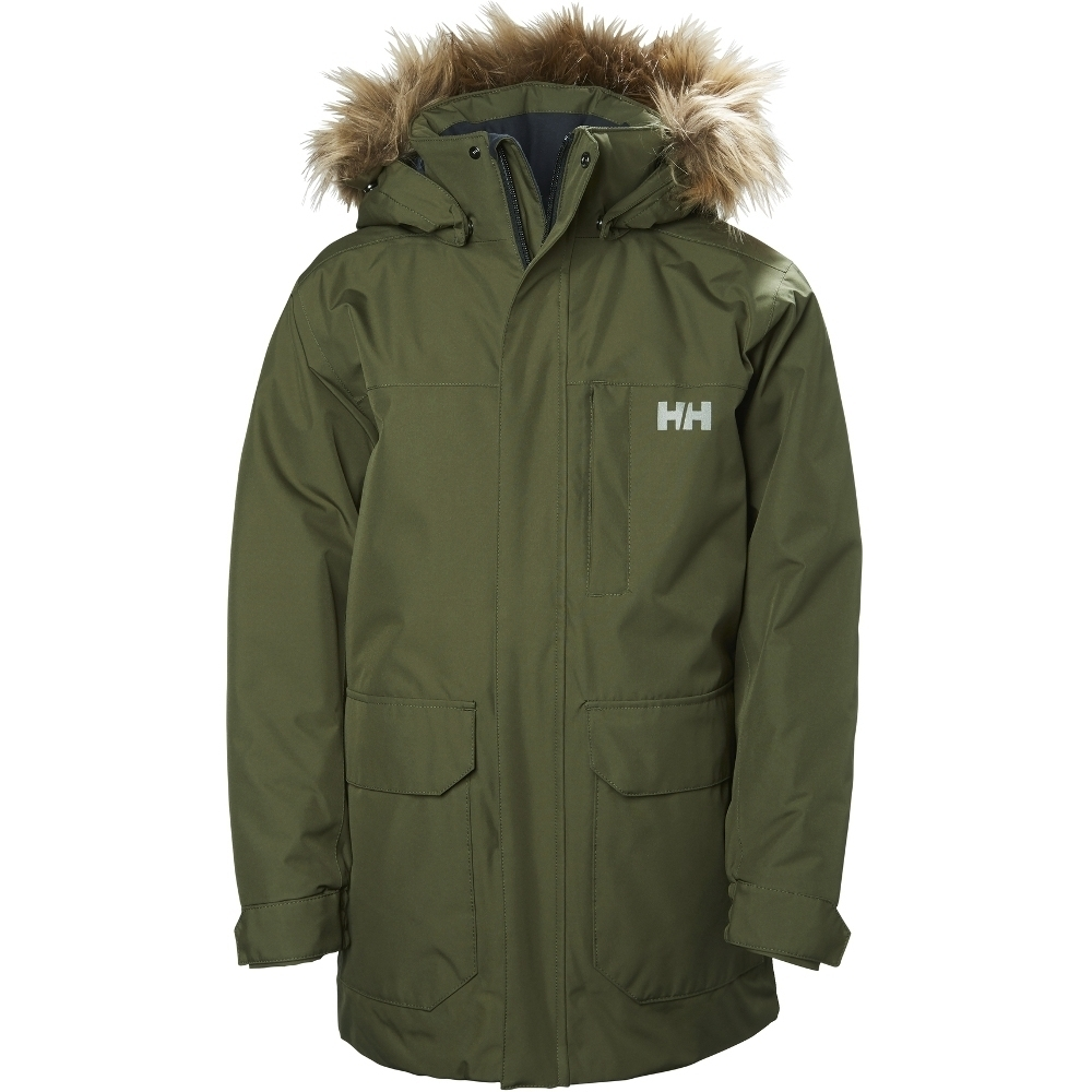 Helly Hansen Boys & Girls Felix Waterproof Parka Jacket