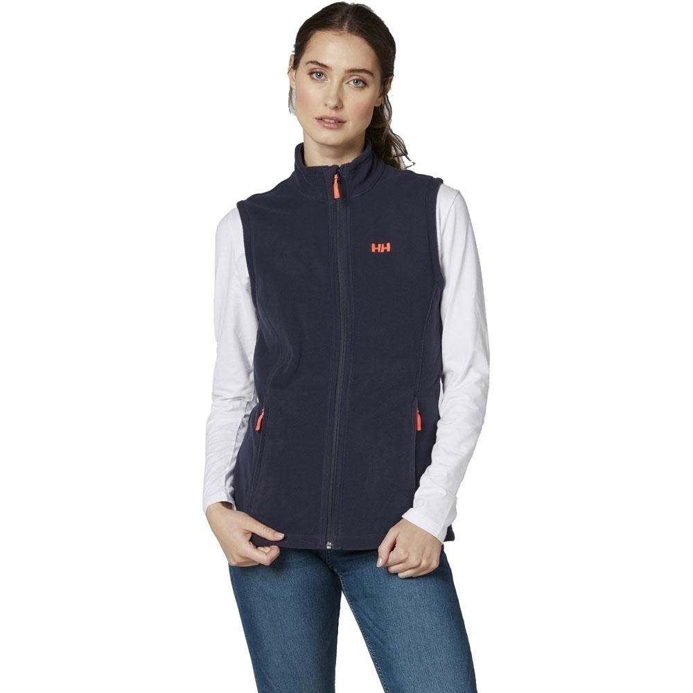 Outdoor Clothing Helly Hansen Womens Daybreaker Warm Polartec Fleece Vest Top XS - Chest 32-34' (82-86cm)