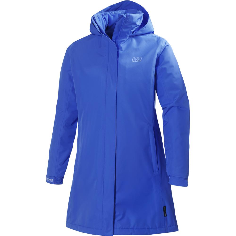 Helly Hansen Ladies Aden Long Insulated Waterproof Jacket