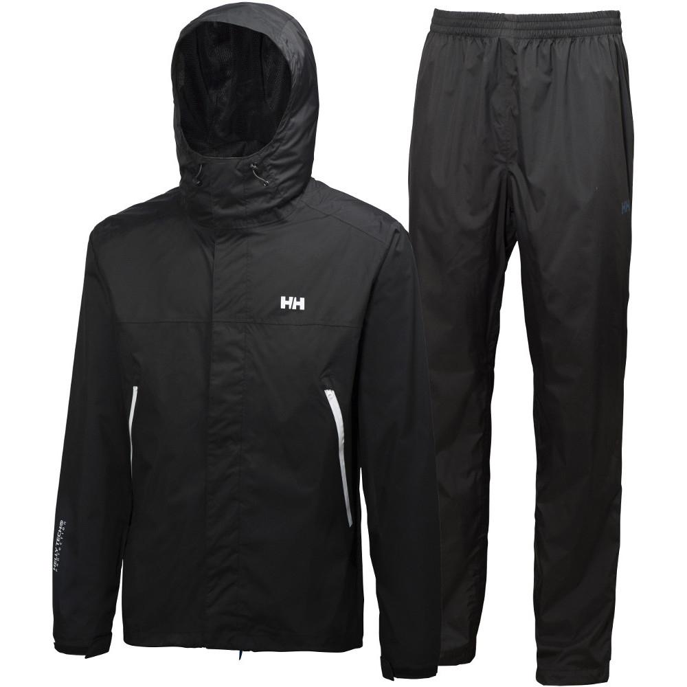 Helly Hansen Mens Lysefjord Waterproof Jacket & Trousers