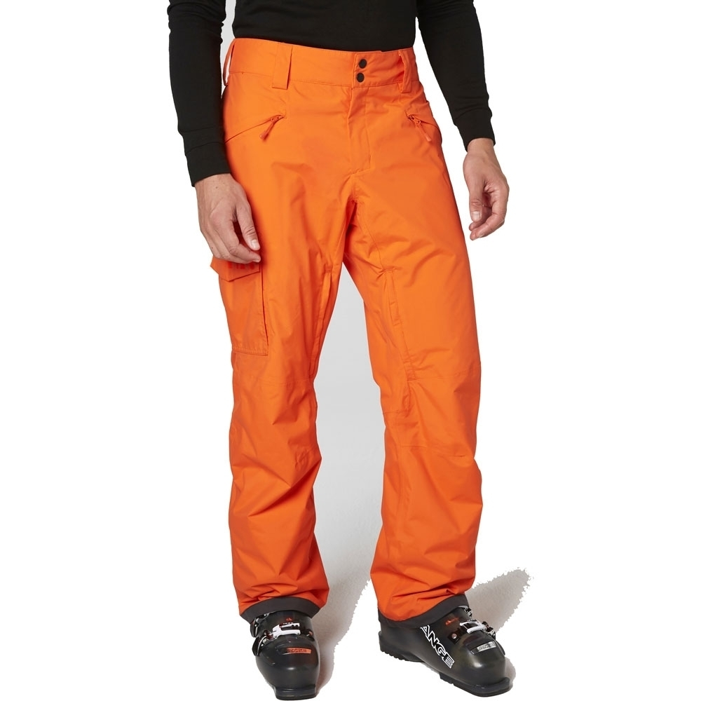 Helly Hansen Mens Sogn Waterproof Breathable Padded Cargo