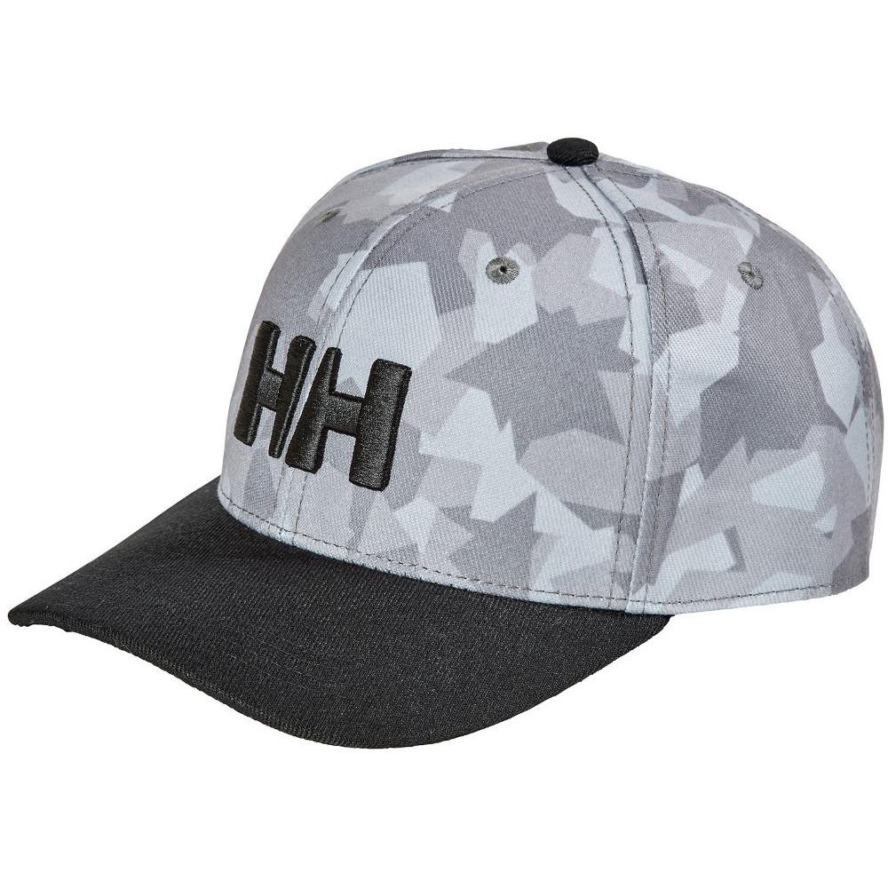 Helly Hansen Mens Hh Brand Cap Casual Everyday Baseball Cap One Size