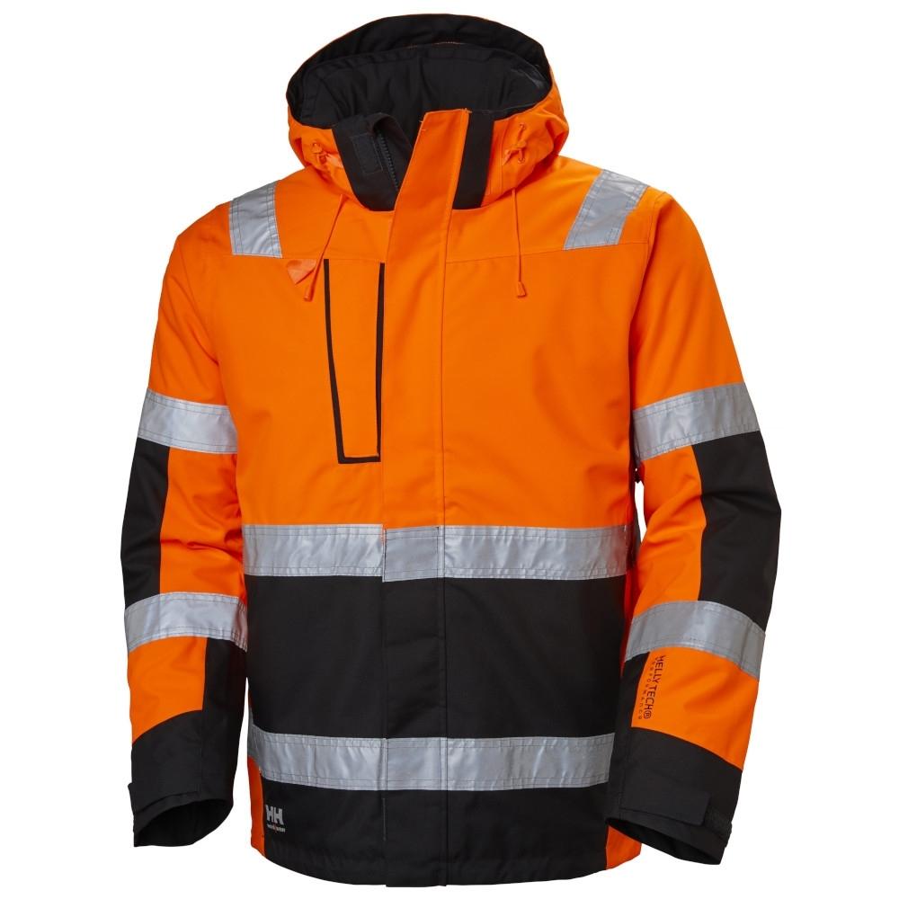 Helly Hansen Mens Alna Polyester Hi Vis Winter Work Trousers 4XL - Chest 55' (140cm)