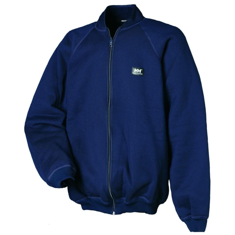 Helly Hansen Mens Zurich Reversible Full Zip Work Jacket L - Chest 42.5 (108cm)