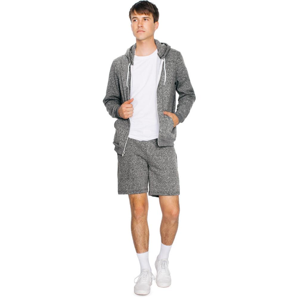 American Apparel Mens Polycotton Short Sleeve Crew Neck T-shirt M - Chest 38-40 (96.5-101.6cm)