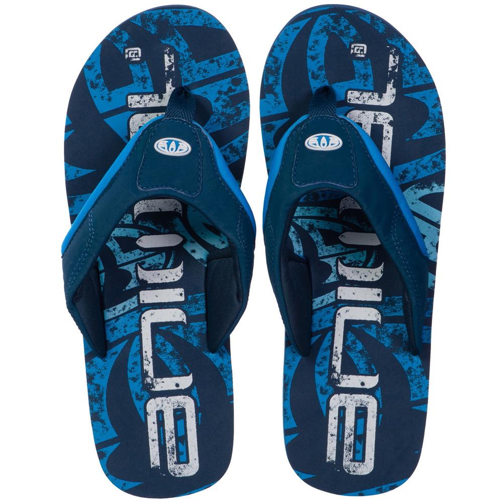 Product image of Animal Mens Jekyl Logo Flip Flop Sandals FM5SG002 Navy