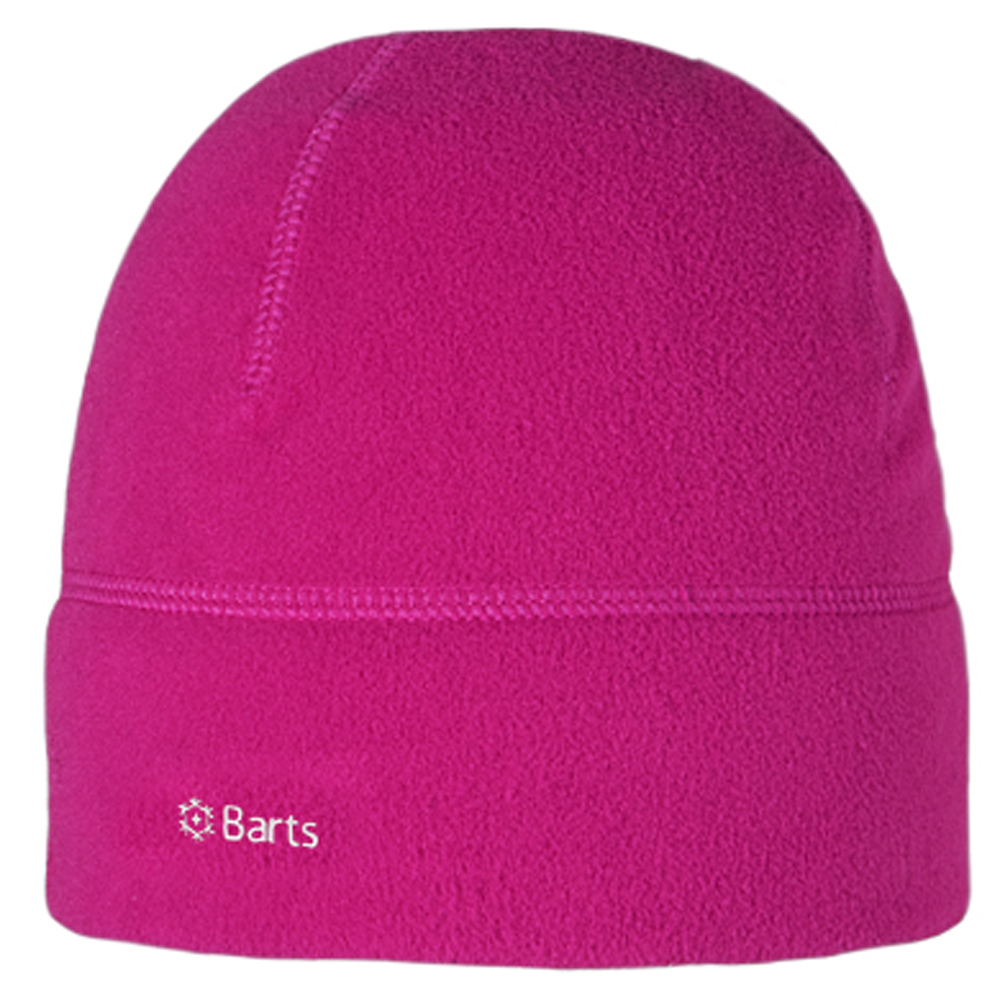 Product image of Barts Ladies Basic Polyester Winter Beanie Hat Pink