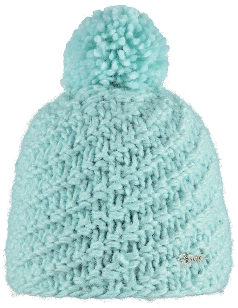Product image of Barts Ladies Chani Acrylic Wool Polyester Winter Beanie Hat Green
