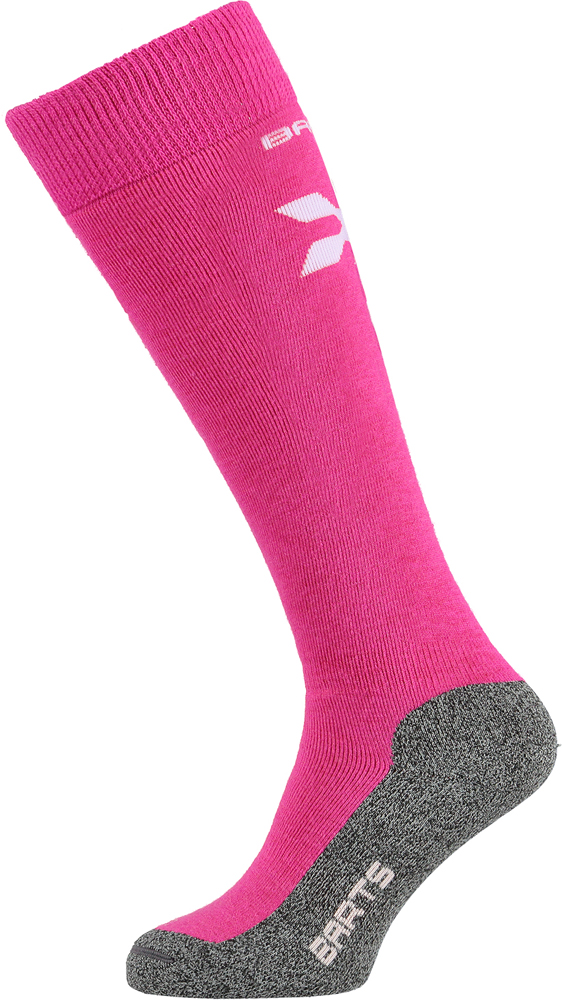 Product image of Barts Ladies Basic Polyamide Nylon Acrylic Wool Ski Sock Uni Pink