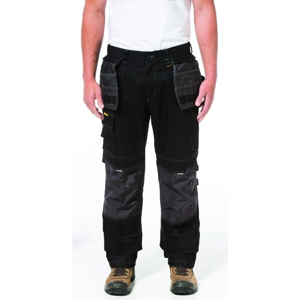 Carhartt Mens Relaxed Triple Stitched Straight Leg Jeans Trousers Waist 34 (86cm)  Inside Leg 30 (76cm)
