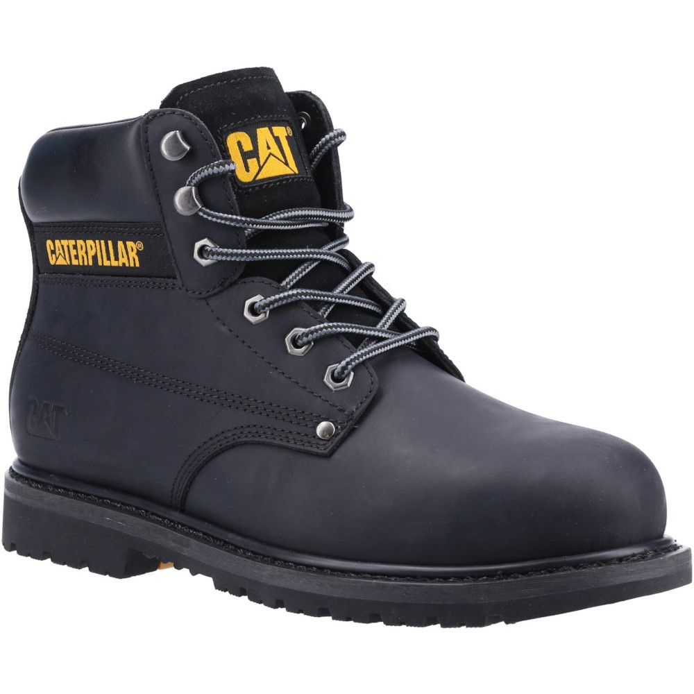 Cat Workwear Mens Powerplant S3 Gyw Safety Work Boots Uk Size 11 (eu 45)