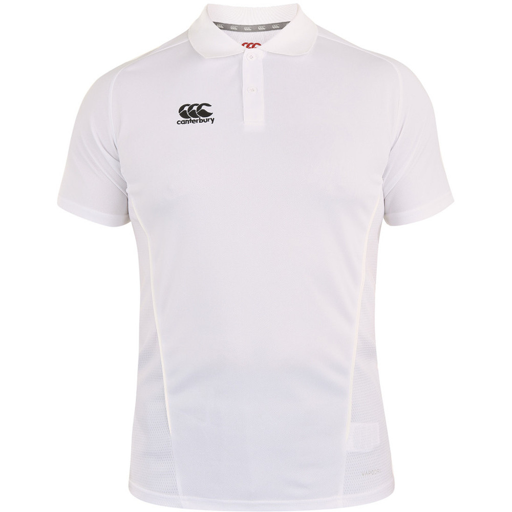 Canterbury Mens Team Dry Moisture Wicking Polo Shirt M - Chest 39-41 (99-104cm)