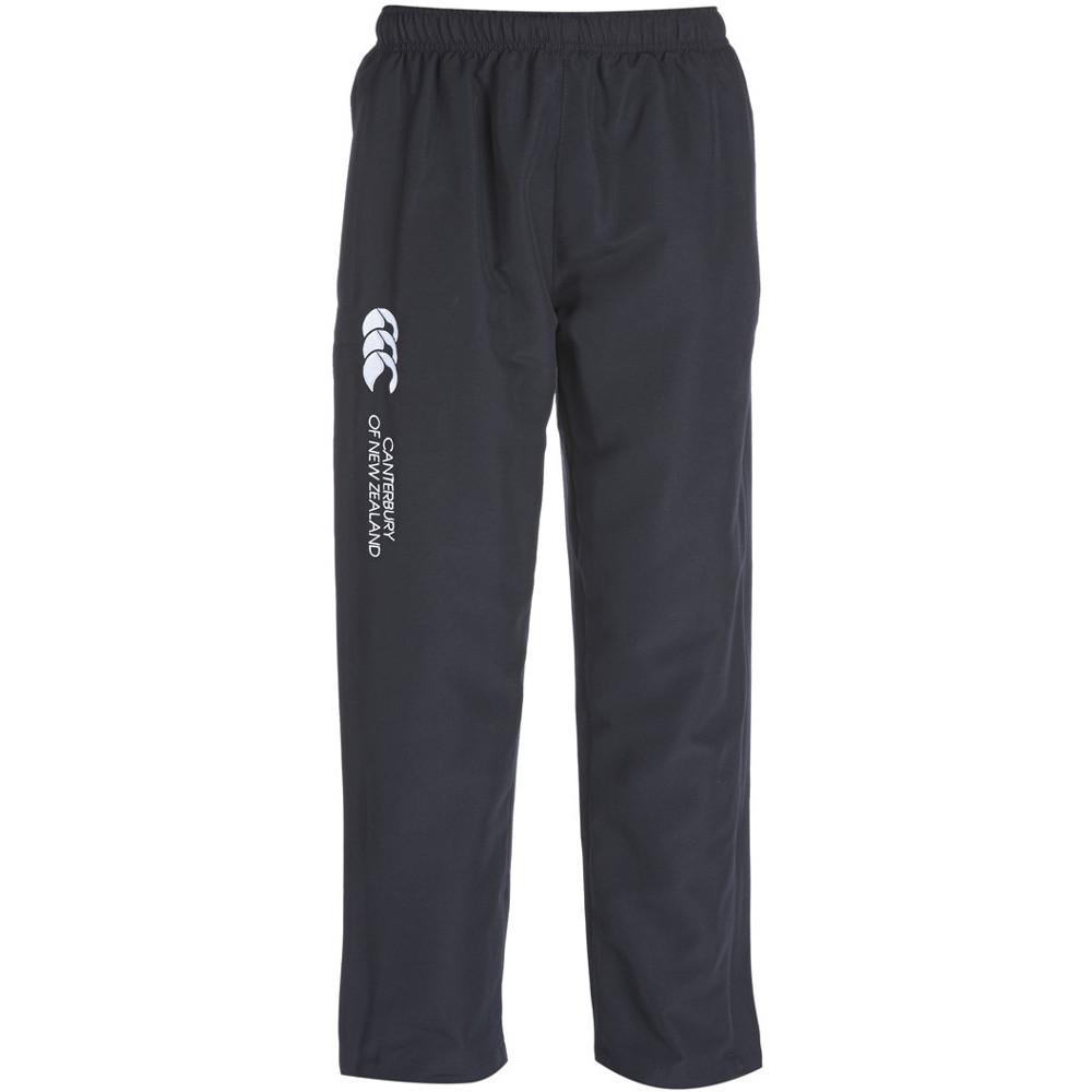 Canterbury Boys CCC Logo Open Hem Stadium Tracksuit Pants / Bottoms 6 - Waist 22-23' (56-58.5cm)