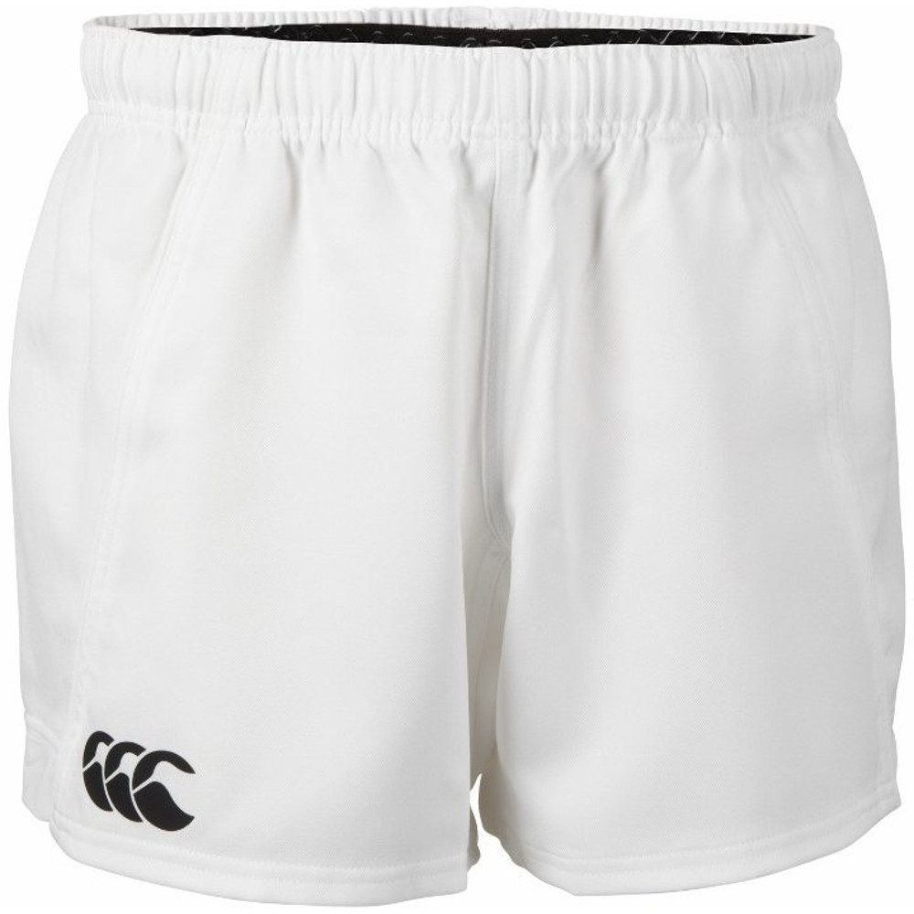 Product image of Canterbury Mens Advantage CCC Logoed Athletic Training Shorts L - Waist 34-36' (86-91.5cm)
