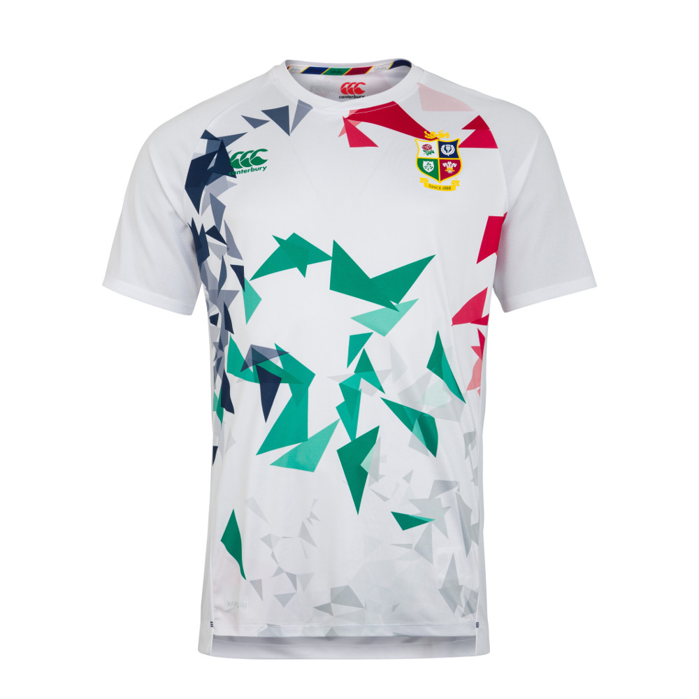 British & Irish Lions Mens Super Lightweight Graphic T Shirt S- Chest 37-39' (94-99cm)