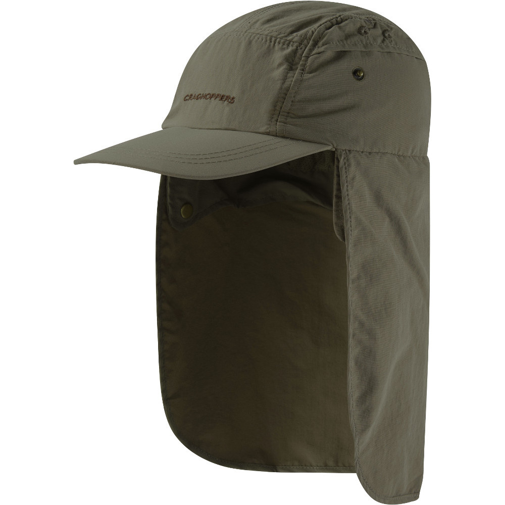 Product image of Craghoppers Mens & Ladies Cool Wicking Vented Travel Desert Hat Medium Large