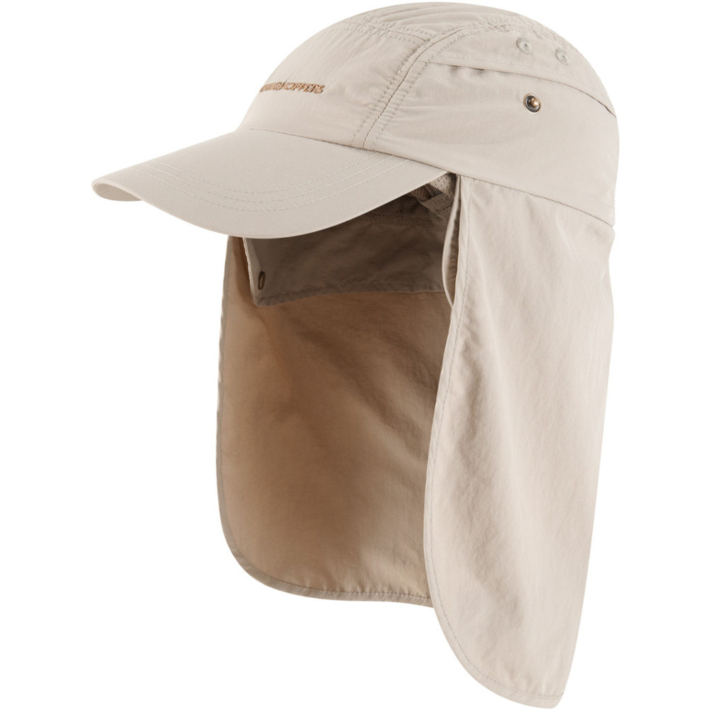 Product image of Craghoppers Boys & Girls Cool Wicking Vented Travel Desert Hat Size 6-8