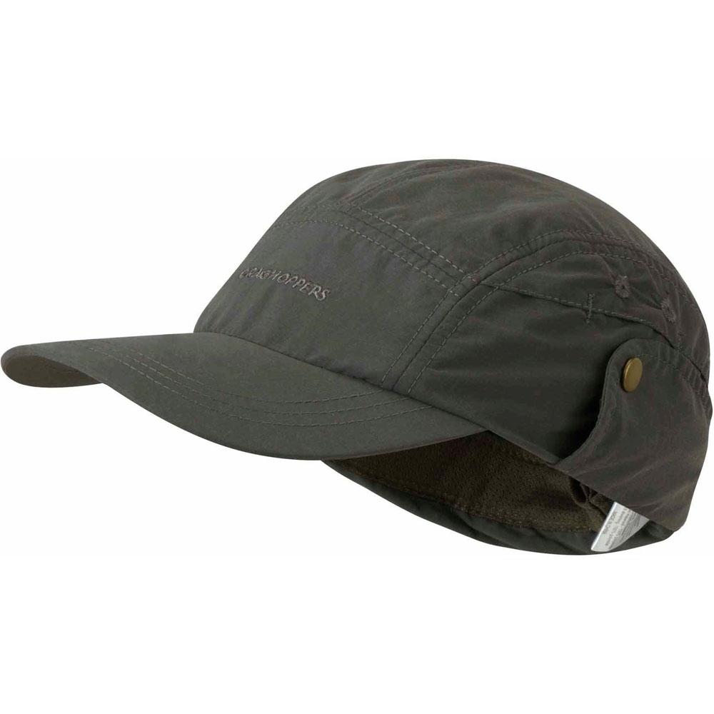 Craghoppers BoysandGirls Nosilife Insect Repellent Sunblock Desert Hat 6-8 Years - Head 50-52cm