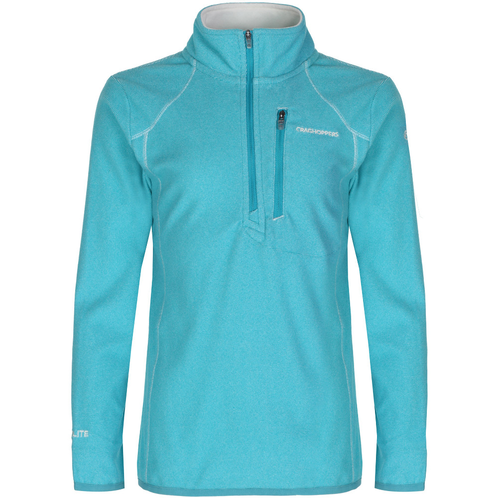 Product image of Craghoppers Girls Pro Lite Lightweight Microfleece Top 7-8 years - Chest 24.75-26.5' (63-67cm)