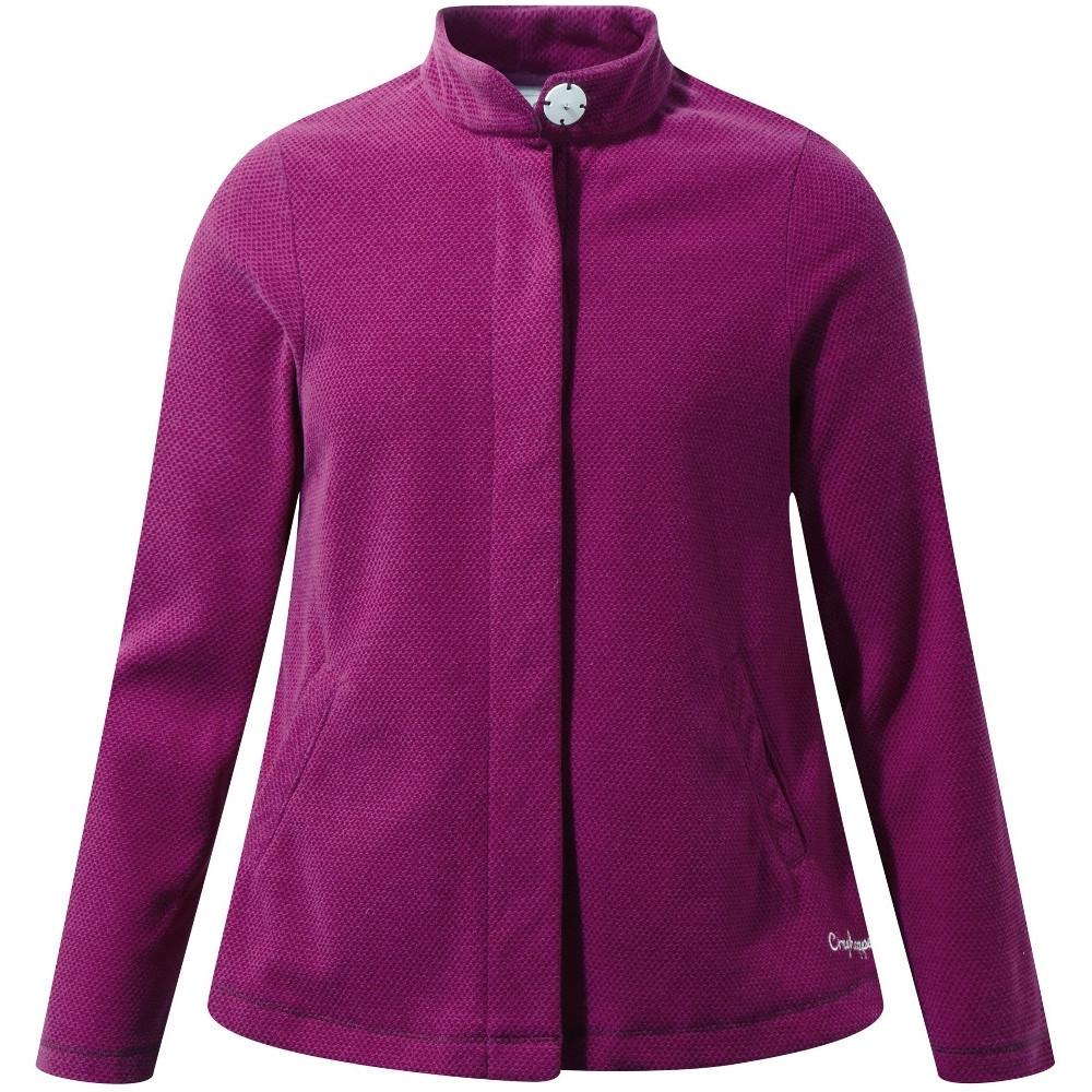 Cotton Addict Womens Nylon Casual Zip Up Bomber Jacket L - Uk Size 14