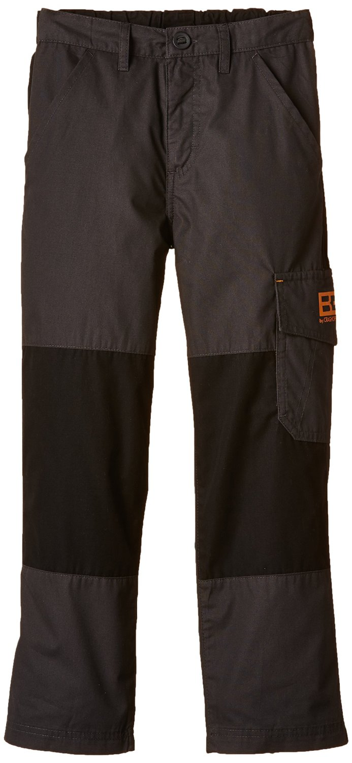Product image of Craghoppers Boys Bear Grylls Core Sun & Water Repellent Trousers Black