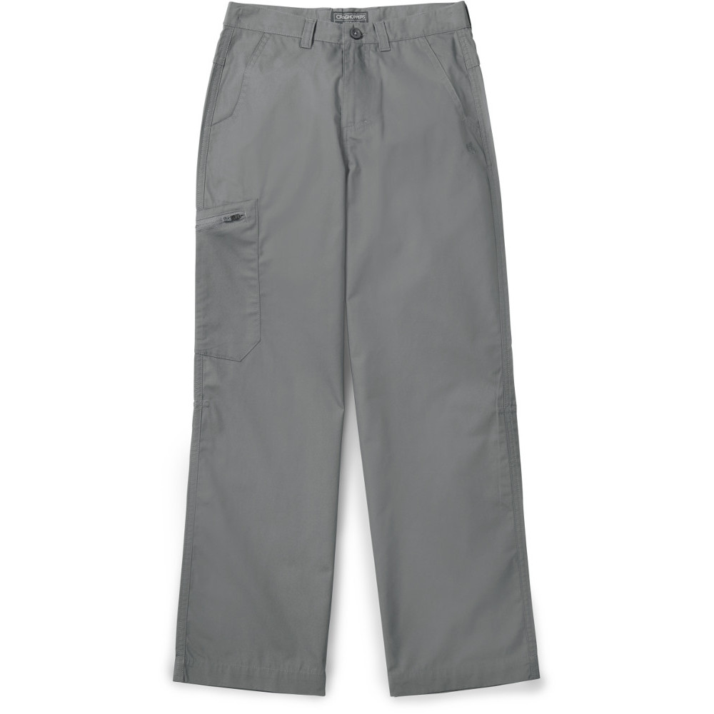 Product image of Craghoppers Boys Kiwi Campion Quick Dry Walking Trousers 11-12 years - Waist 26' (66cm)